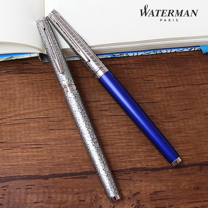 WATERMAN<ウォーターマン> 万年筆 メトロポリタン デラックス F:細字 3カラー wm-metro-dx-ct-fp-f-ysd