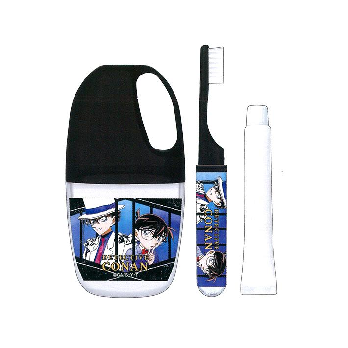 歯磨き 歯ブラシ かっこいい 女の子 名探偵コナン 53019 激安通販ショッピング はみがきセット 宝石柄 物品