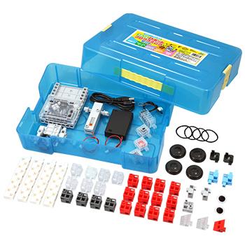 アーテック うきうきロボットプログラミングセット 076677