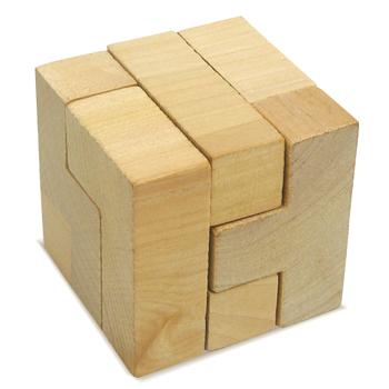 アーテック 木製キューブパズル 001715