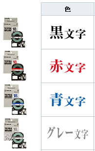 テプラテープが揃うのは文房具屋さん本舗 使用シーンや用途に合わせて選べます 授与 メール便対応不可 キングジム KING JIM テプラ PROテープカートリッジ テプラテープ 有名な SS 各色 36mm幅 白ラベル