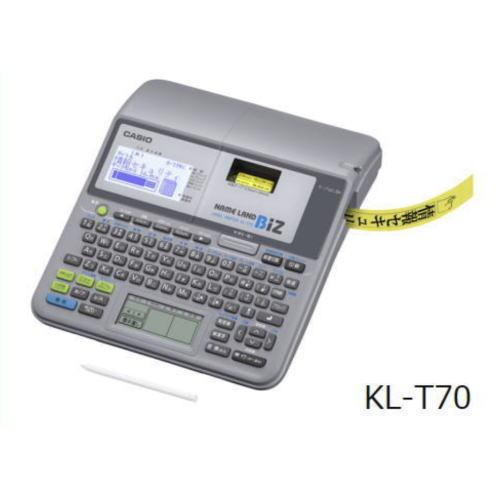 【送料無料】カシオ ネームランド「NAME LAND」KL-T70