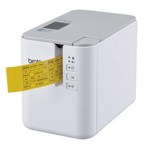 【送料無料】ブラザー ラベルプリンター「P-TOUCH(ピータッチ)」 PT-P900W