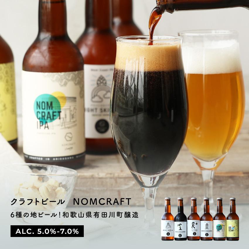 非加熱ならではの美味しさ!クラフトビール飲み比べ6種