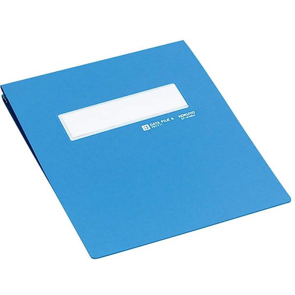 <title>※メール便でお送りすることはできません コクヨ データファイルA Y型横6~9×縦11 青 EF-219ENB アンバースト用 収容用紙の量に応じてとじ厚を変えることができます KOKUYO 再入荷/予約販売!</title>