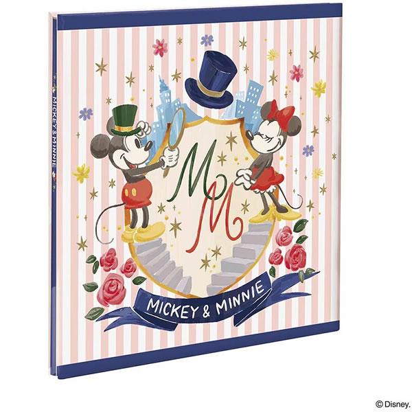 キャラクターデザインを採用したLサイズのフリーアルバム ナカバヤシ フヤスアルバム Lサイズ 白フリー台紙10枚 A-LF-1001 Disney フォトアルバム Nakabayashi セールSALE%OFF ミッキーミニー NEW ARRIVAL