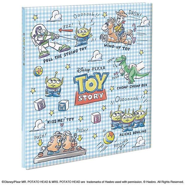 キャラクターデザインを採用したLサイズのフリーアルバム ナカバヤシ フヤスアルバム Lサイズ 白フリー台紙10枚 トイ 期間限定の激安セール 新品未使用正規品 Nakabayashi ストーリー フォトアルバム A-LF-1002 Disney
