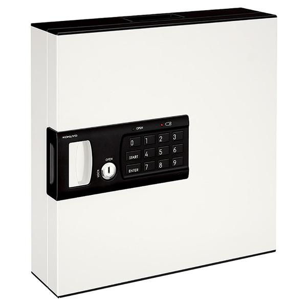 コクヨ/キーボックス〈KEYSYS〉テンキータイプ キーホルダー32個付(KFB-TL32)利便性の高いテンキー式ロックタイプ KOKUYO
