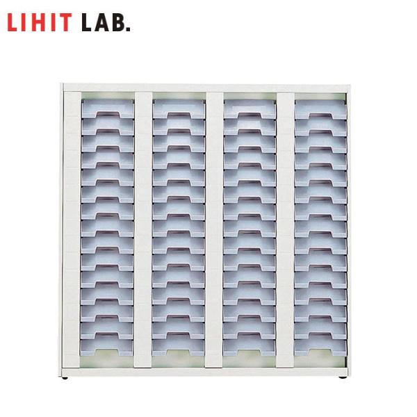 60口座の見出しシールが貼れるスタンド LIHIT LAB.(リヒトラブ)/IDカードボード(S-105)壁掛け併用タイプ