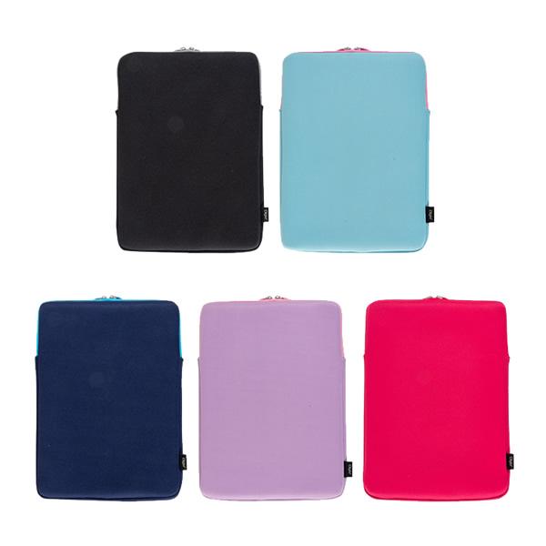 ※メール便でお送りすることはできません 全5色 卸売り ナカバヤシ 10.2タブレット用ストレッチケース SZC-TCF102 無料 メッシュポケット付き 出し入れしやすいインナーバッグ ストレッチ生地 Nakabayashi