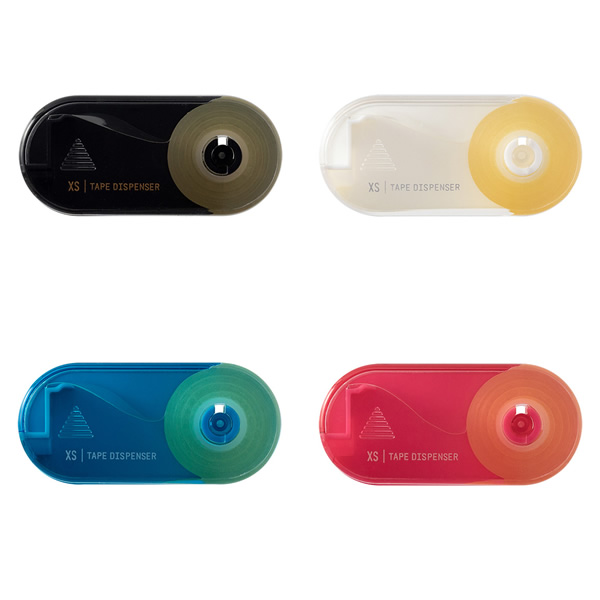 メール便対応可能商品 ご利用時は利用規約をご確認下さい 宅配便送料無料 ミドリ XS テープカッター 持ち運びに便利なテープカッター 国内送料無料 4966 デザインフィル 世界最小クラス midori