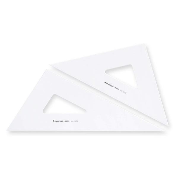 割り引き 鏡面加工で抜群の安定感 ステッドラー マルス 製図用三角定規 国際ブランド 36cm 564 36 STAEDTLER 36-TN 製図ペンにもご使用いただけます TN 56436TN