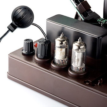 Authentic 3 ball tube radio kit Gakken otona Science series vacuum tube  radio Ver 2 ( Q166613 )