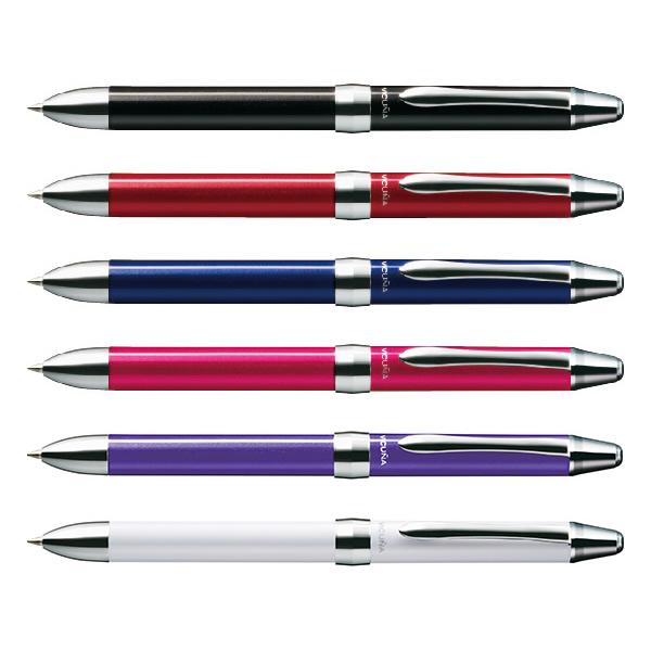 メール便対応可能商品です 人気商品です ぺんてる ビクーニャEX 多機能ペン 無料 0.7mmボールペン2色 安値 BXW1375 VICUNA Pentel シャープペンシル0.5mm なめらかな書き味と上質なデザイン