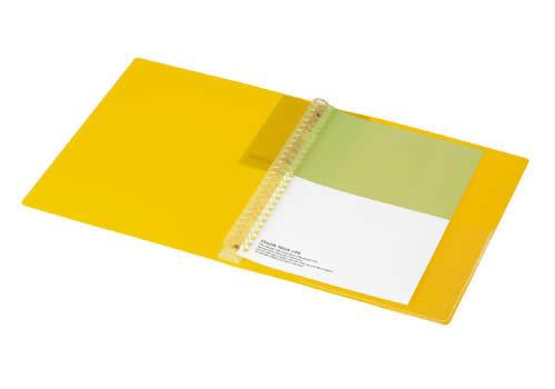 bungle kokuyo co ltd binder notebook lt color tags amp gt