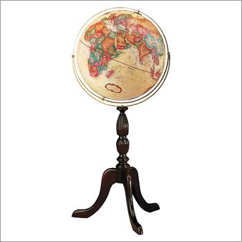【英語版】リプルーグル地球儀 ケンブリッジ型 球径40cm ワールド・クラシック・シリーズ (22818)※こちらの商品はプレゼント包装が出来ません。