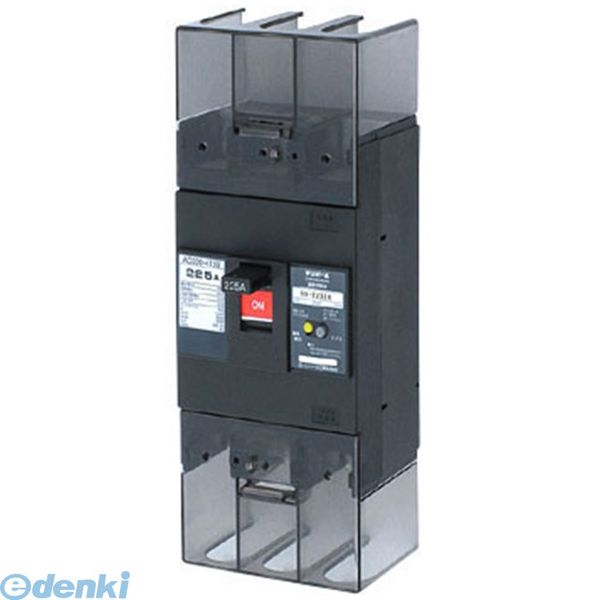 【キャンセル不可商品】テンパール工業 [GB-223EA 225A 30MA] 漏電遮断器 GB223EA225A30MA