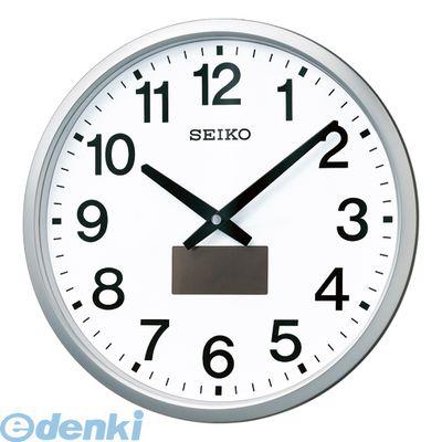 セイコー SF242S ハイブリットソーラー電波掛時計