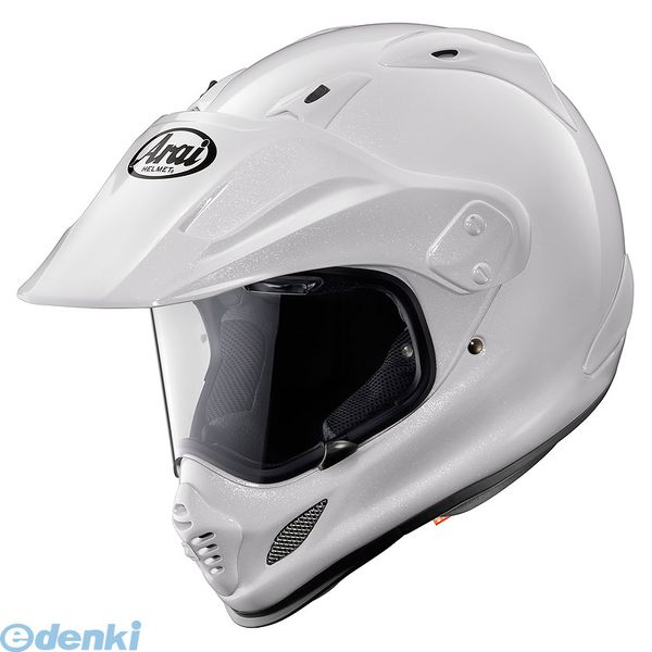 【受注生産品 納期-約2.5ヶ月】アライヘルメット 4530935348428 ヘルメット TOUR CROSS3 グラスホワイト 54 XS