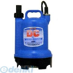 【個数:1個】寺田ポンプ製作所(TERADA)[S24D-100]バッテリー水中ポンプ S24D100
