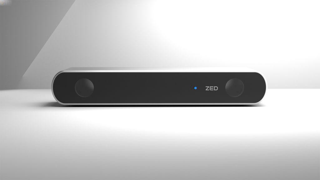 ZED STEREO CAMERA 直送 代引不可・他メーカー同梱不可 STEREO LABS ZED Stereo Camera 【1入】【キャンセル不可】