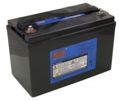 12DD-100 直送 代引不可・他メーカー同梱不可 バッテリー 12DD100
