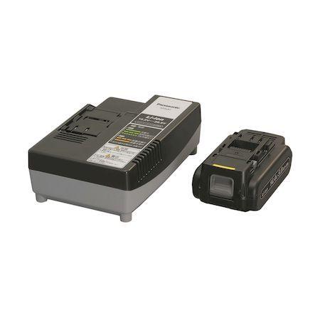 パナソニック Panasonic EZ9L48ST 14.4V LJ電池パック・充電器セット パナソニック Panasonic EZ9L48ST 14.4V LJ電池パック・充電器セット