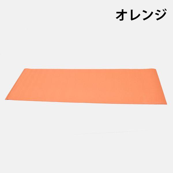 4562351046534 【16個入】 ヨガマット 6mm オレンジ