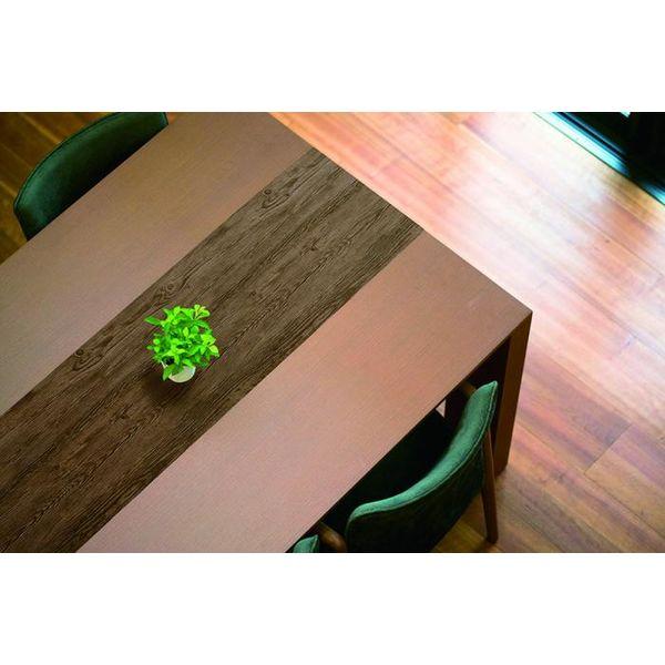 4977932219229 【20個入】 貼るテーブルデコ クラッシュウッド BR