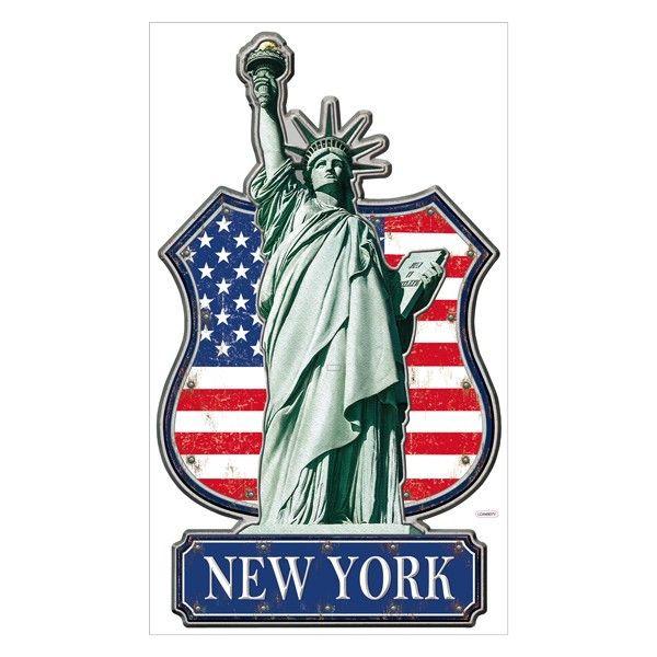 4511546094409 【12個入】 LEDアメリカンサイン ニューヨーク AS3-03-NY