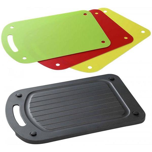 4965337017502 【12個入】 プロフボード まな板付解凍板