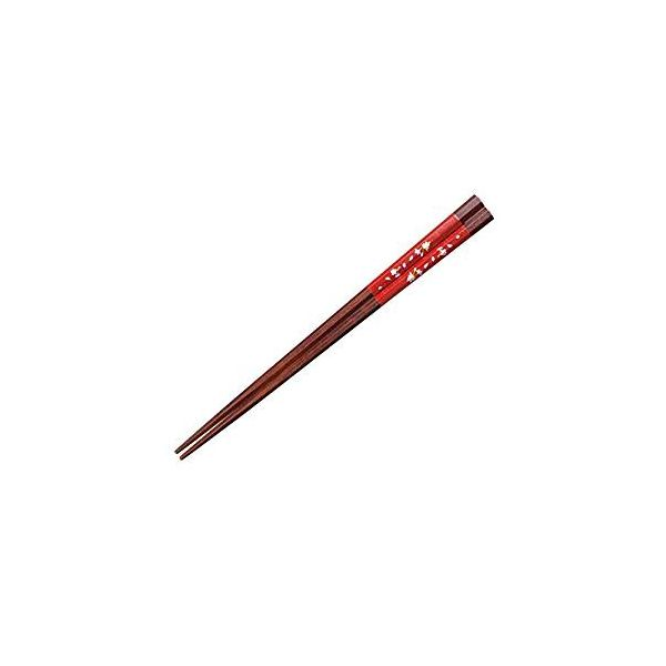 [4580219384130] 【6個入】 一双 めでた箸 祝い桜 21