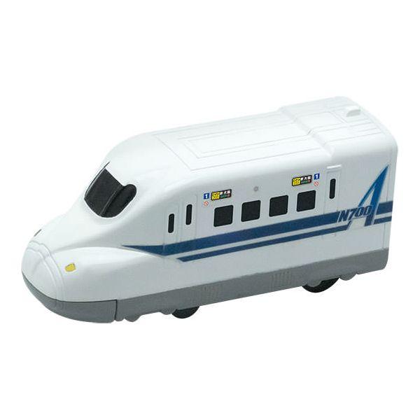 4979092016380 【24個入】 パネルワールド単品車両 新幹線N700A