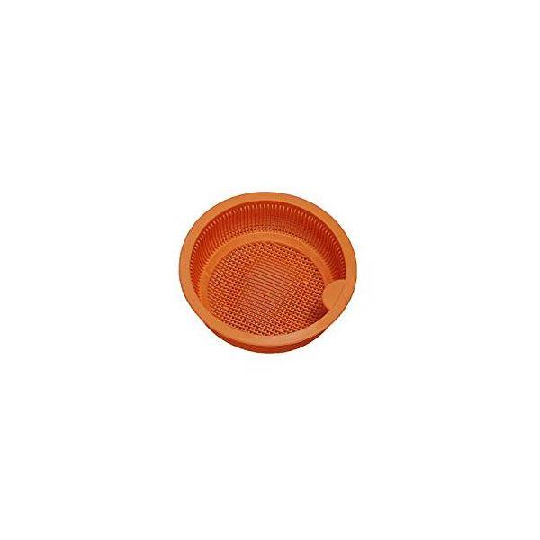 4964806016152 【20個入】 流し用浅型ゴミカゴソフトタイプ SP-216ORオレンジ