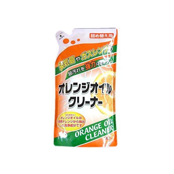 4516825001987 【40個入】 オレンジオイルクリーナー詰替 350ml