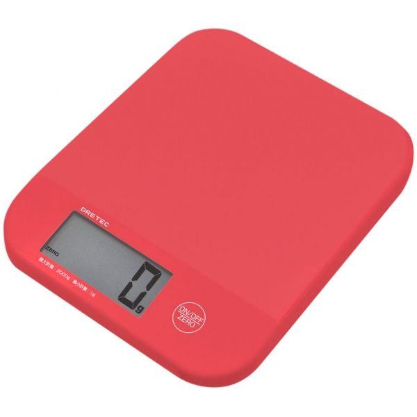 4536117012392 【25個入】 デジタルスケール シフォン 2kg ピンク KS-252PK