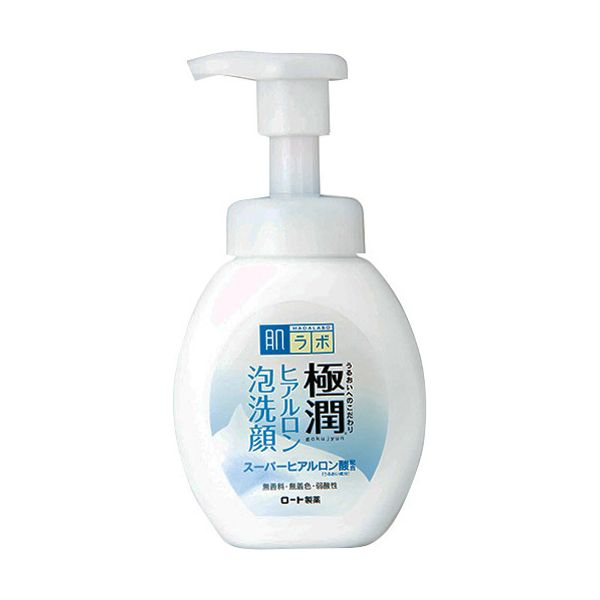 4987241145614 【36個入】 肌研 ハダラボ 極潤ヒアルロン泡洗顔 160ml