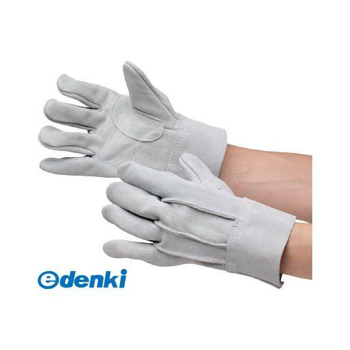 ミドリ安全 [MT102] 牛床革手袋 外縫 12双入 MT-102