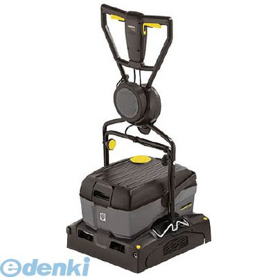 ケルヒャー(KARCHER) [BR40/10C 50HZ] 業務用小型床洗浄機