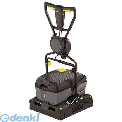 ケルヒャー(KARCHER) [BR40/10C 60HZ] 業務用小型床洗浄機