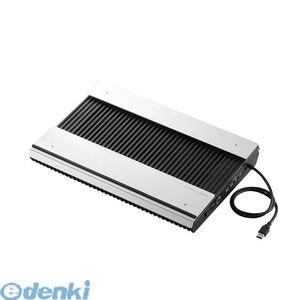 エレコム(ELECOM) [SX-CL24LBK] USB3.0ハブ付きノートPC用クーラー(高耐久性×極冷) SXCL24LBK【送料無料】