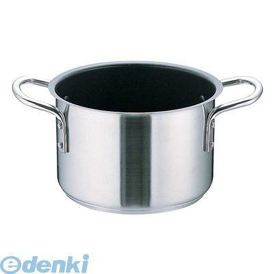 AHVA404 ムラノ インダクション テフロンセレクト 半寸胴鍋 蓋無 28 4905001112010