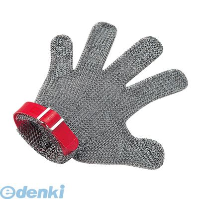 STBD802 ニロフレックス メッシュ手袋5本指 L L5R-EF 右手用 青 4905001343575【送料無料】