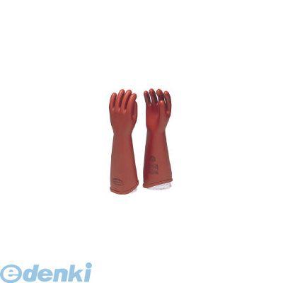 渡部工業(ワタベ) [540L] 電気用ゴム手袋NU型大 429-9639