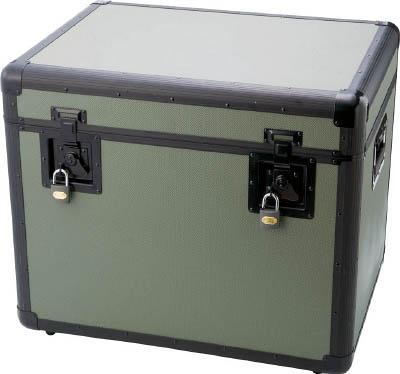 【あす楽対応】トラスコ中山(TRUSCO) [TAC610OD] 万能アルミ保管箱 オリーブドラブ 610X 416-2994