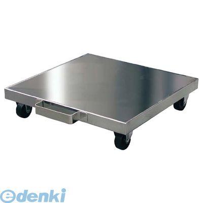 4286300 ステンレス炊飯台車 RTK-400 400×400×120 4548170169135