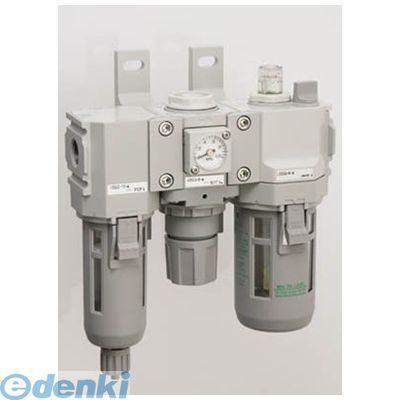 【あす楽対応】CKD[C200010W] モジュラータイプセレックスFRL 2000シリーズ