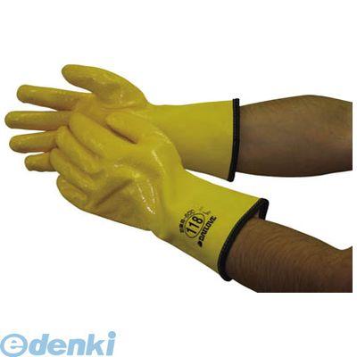 【あす楽対応】ダイヤゴム [D118LL] 防寒用手袋 ダイローブ118【LL】 (10入)