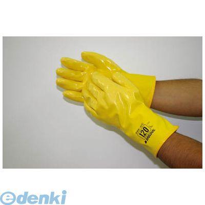 【あす楽対応】ダイヤゴム [D120L] 防寒用手袋 ダイローブ120【L】 (10入)