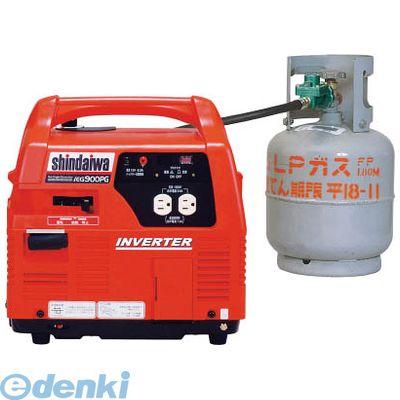 【あす楽対応】【個数:1個】やまびこ [IEG900PG] インバータガスエンジン発電機0.9kVA